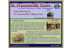 St. Francisville Tours